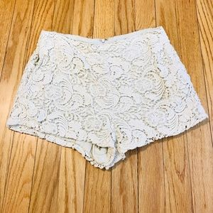 Staring at Stars Knit Shorts, 0, in excellent cond